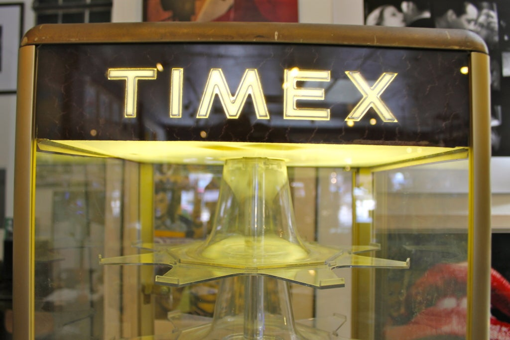 Timex Display Case image 5