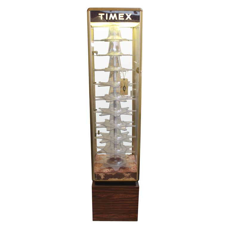 Timex Display Case 1
