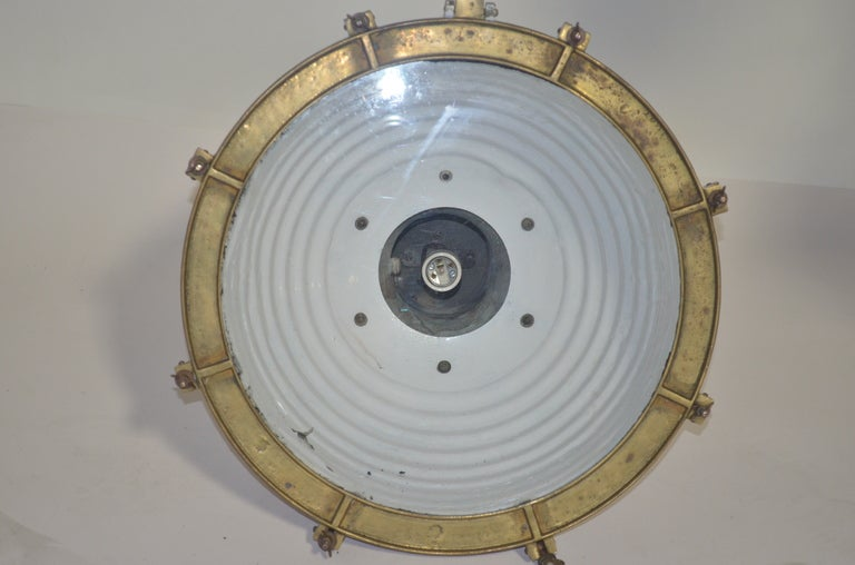 Vintage Nautical Pendant Light image 3