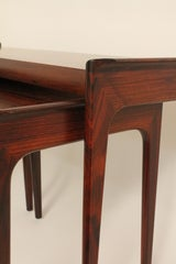 Danish Rosewood Nesting Tables image 4