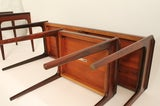 Danish Rosewood Nesting Tables image 8