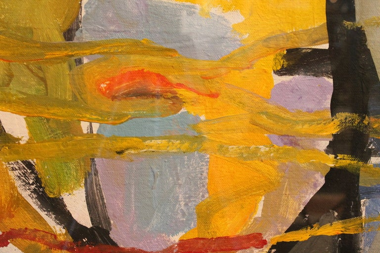 Untitled Oil on Canvas by Juan Luis Quintana image 2