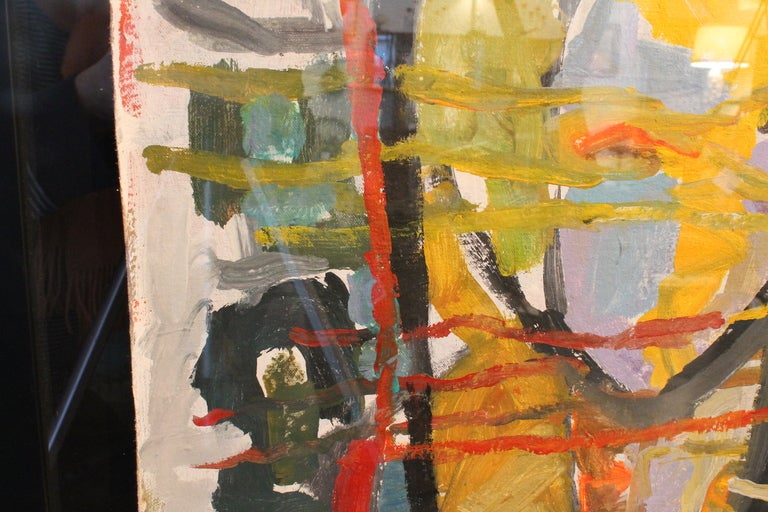 Untitled Oil on Canvas by Juan Luis Quintana image 3