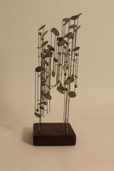 Graphic Steel Modernist Maquette thumbnail 2