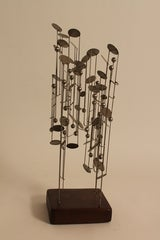 Graphic Steel Modernist Maquette image 4