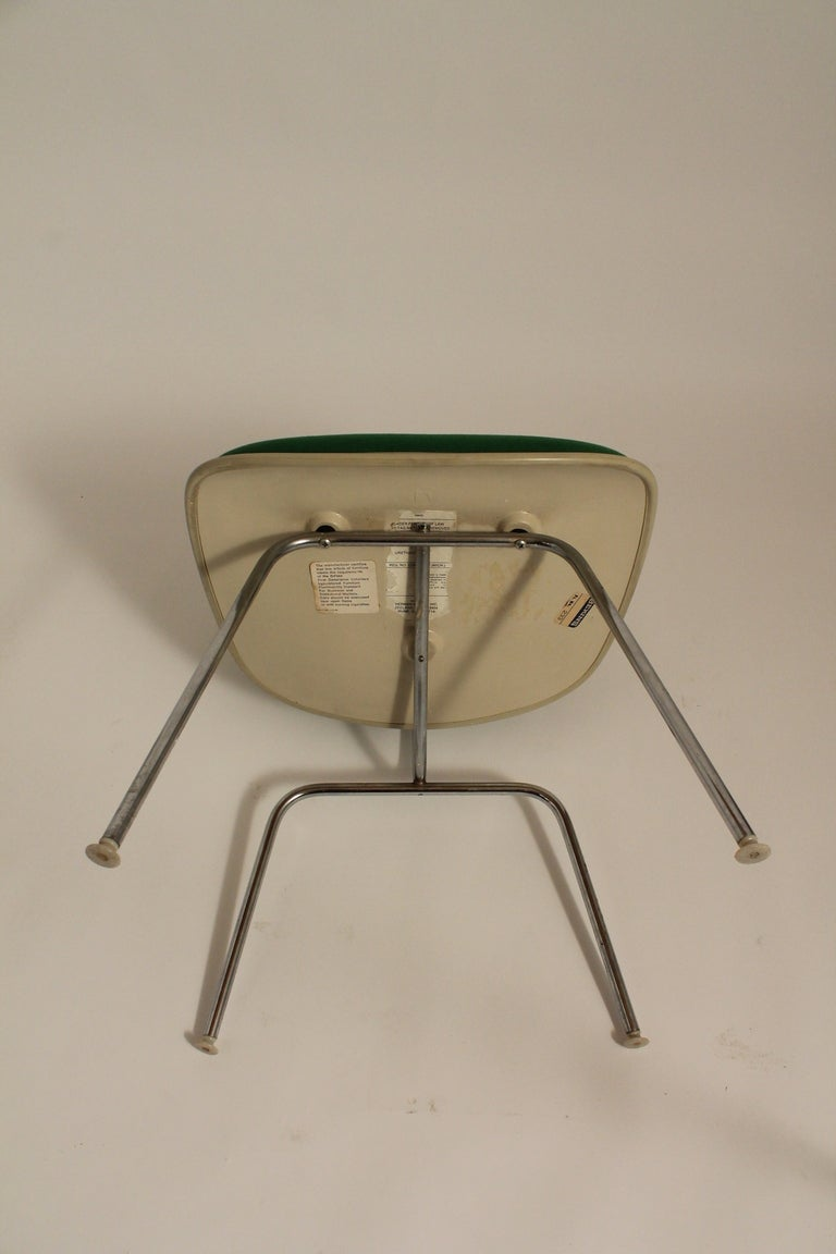 Set of Four Charles Eames for Herman Miller DCM Chairs image 4