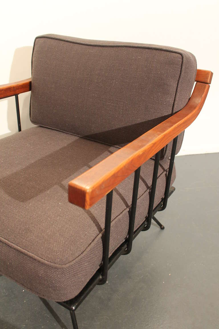 this mid century modern lounge chair is no longer available