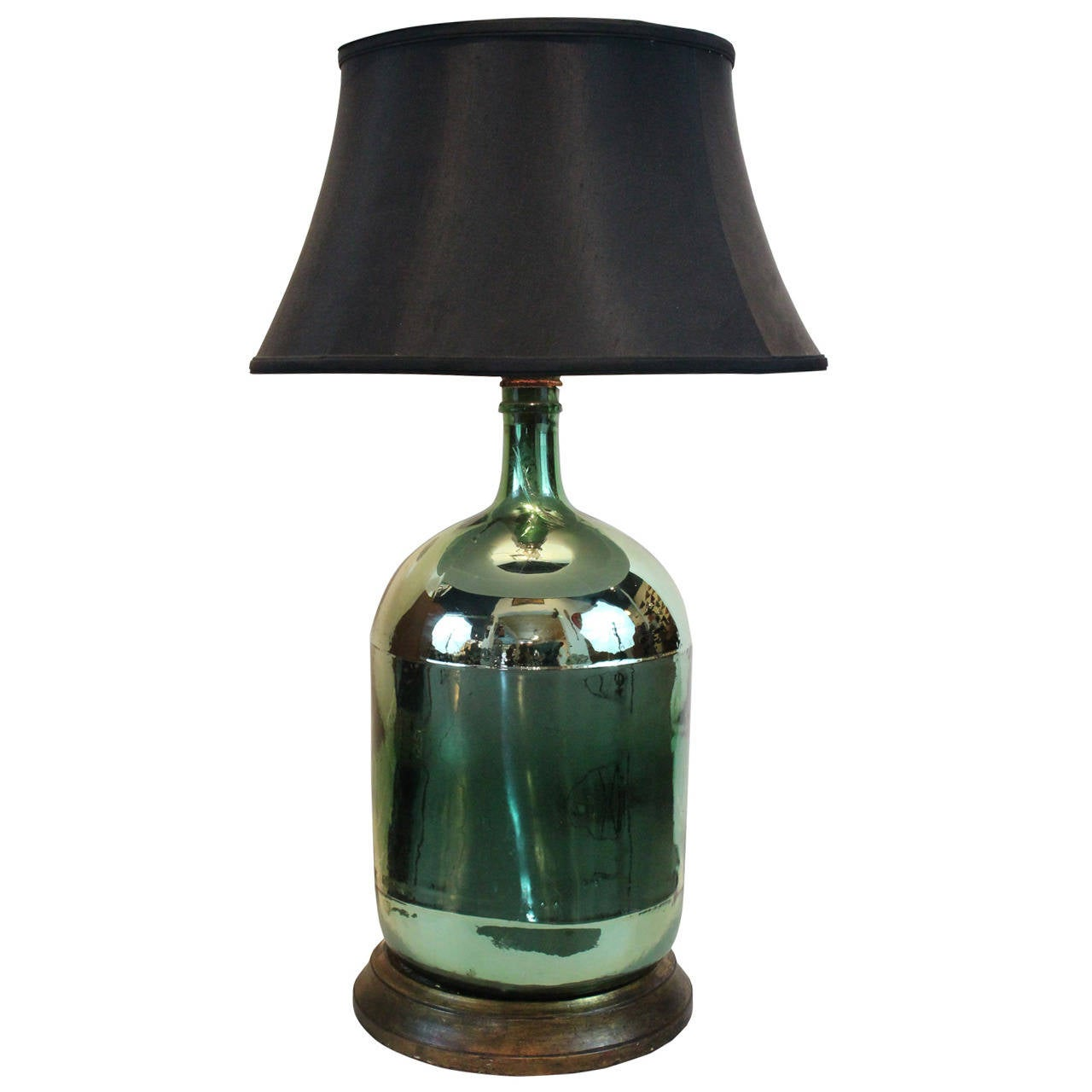 this green mercury glass lamp is no longer available. Black Bedroom Furniture Sets. Home Design Ideas
