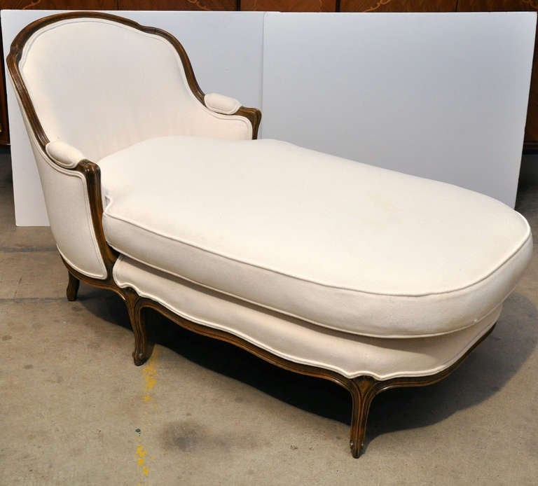 Chaise lounge france at 1stdibs for Best price chaise lounge