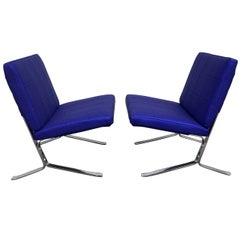 Pair of Lounge Chairs by Olivier Mourgue