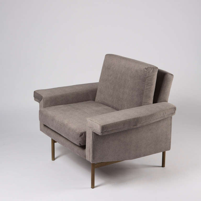 Pair of Armchairs by Giampiero Vitelli for Rossi di Albizzate 4