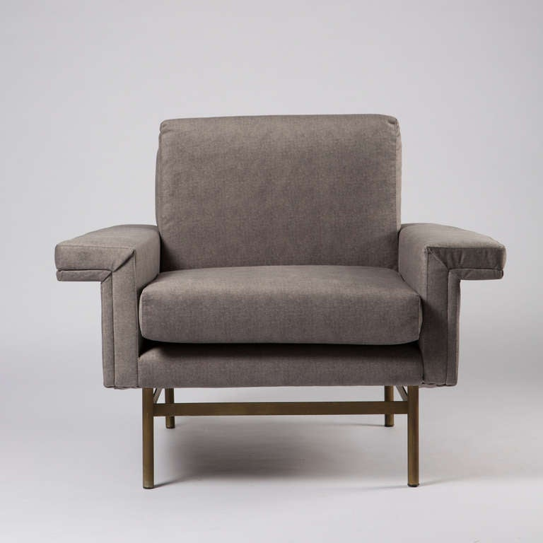 Pair of Armchairs by Giampiero Vitelli for Rossi di Albizzate 5