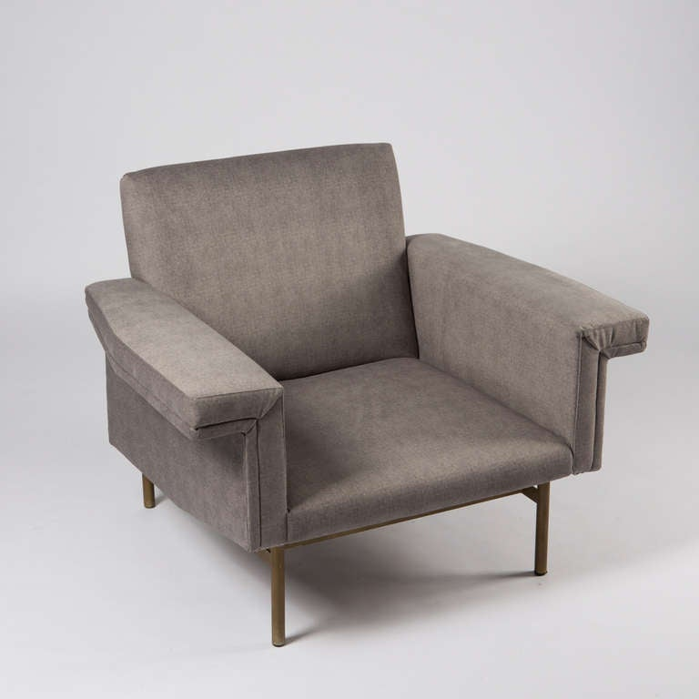 Pair of Armchairs by Giampiero Vitelli for Rossi di Albizzate 8