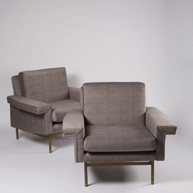Pair of Armchairs by Giampiero Vitelli for Rossi di Albizzate 3