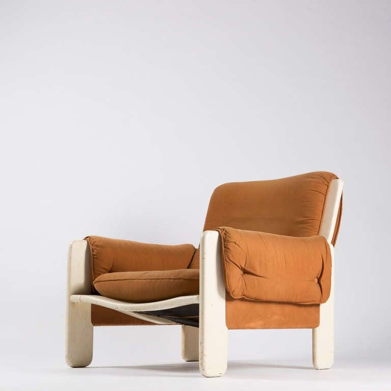 """Sporting"" Lounge Chair by Ammannati and Vitelli for Rossi di Albizzate 3"