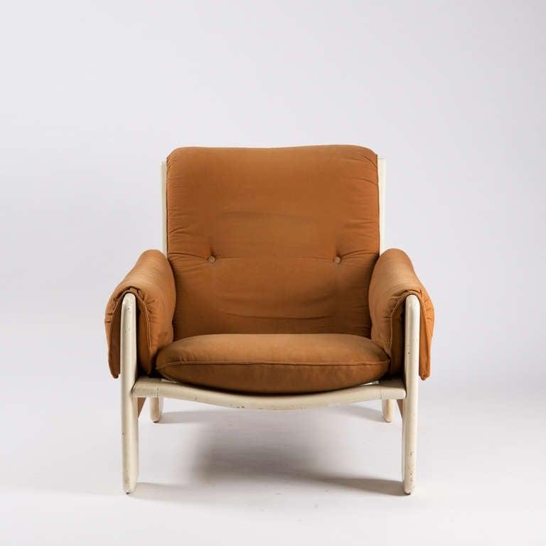 """Sporting"" Lounge Chair by Ammannati and Vitelli for Rossi di Albizzate 4"