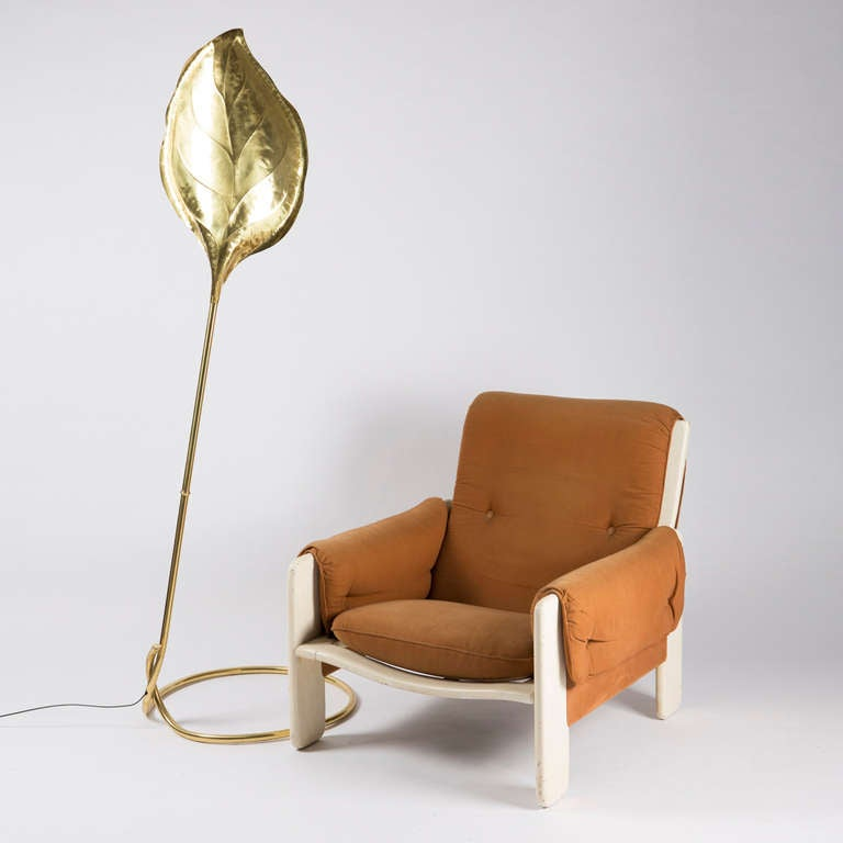 """Sporting"" Lounge Chair by Ammannati and Vitelli for Rossi di Albizzate For Sale 2"