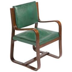 Armchair by Giuseppe Pagano