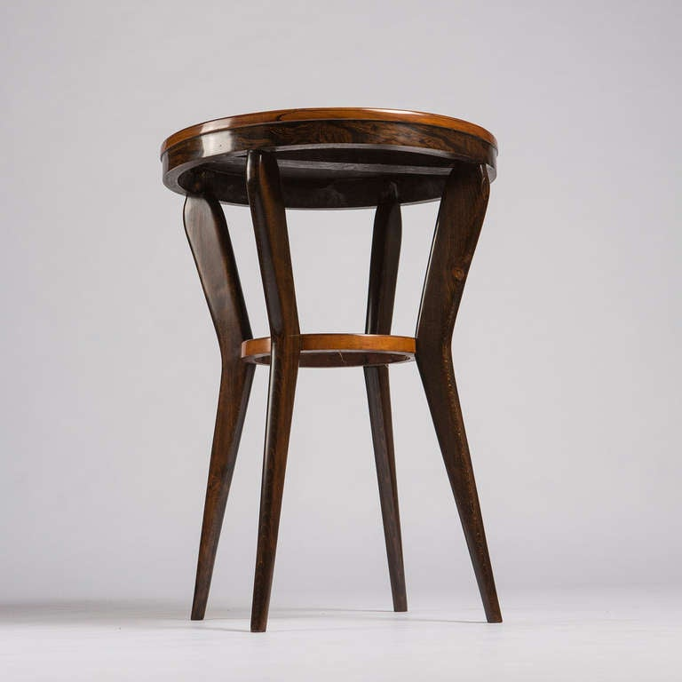 Table By Carlo Mollino For Lutrario Ballroom For Sale At 1stdibs