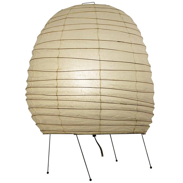 big table lamp by isamu noguchi at 1stdibs