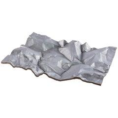 Aluminum Centerpiece Sculpture by Gruppo NP2, Nerone Patuzzi