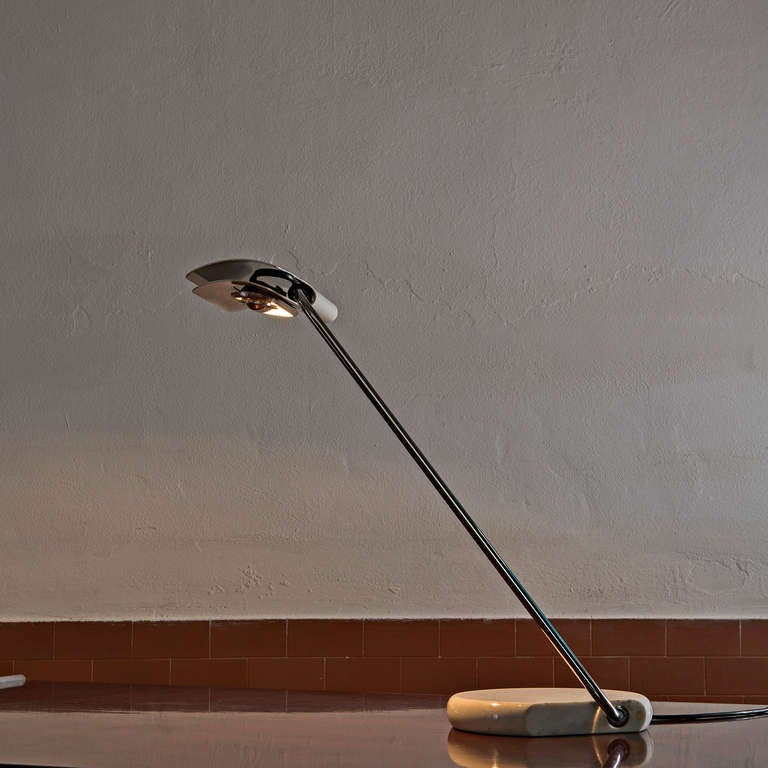 Quot Tegola Quot Table Lamp By Bruno Gecchelin For Skipper At 1stdibs
