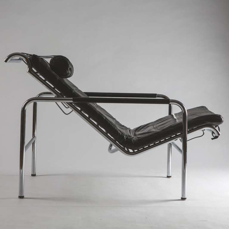 Quot Genni Quot Chaise Longue By Gabriele Mucchi For Zanotta For
