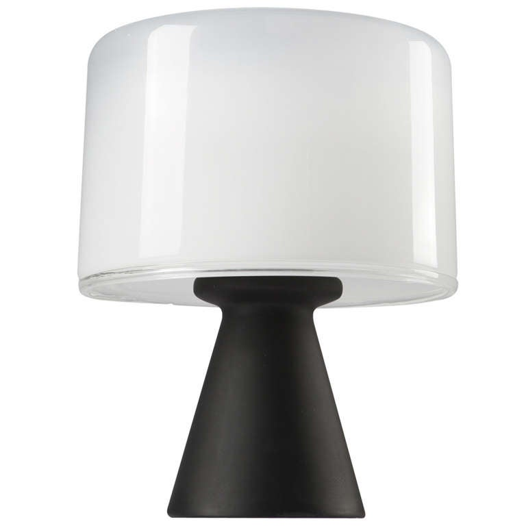 """Concerto"" Table Lamp by Roberto Pamio for Leucos"