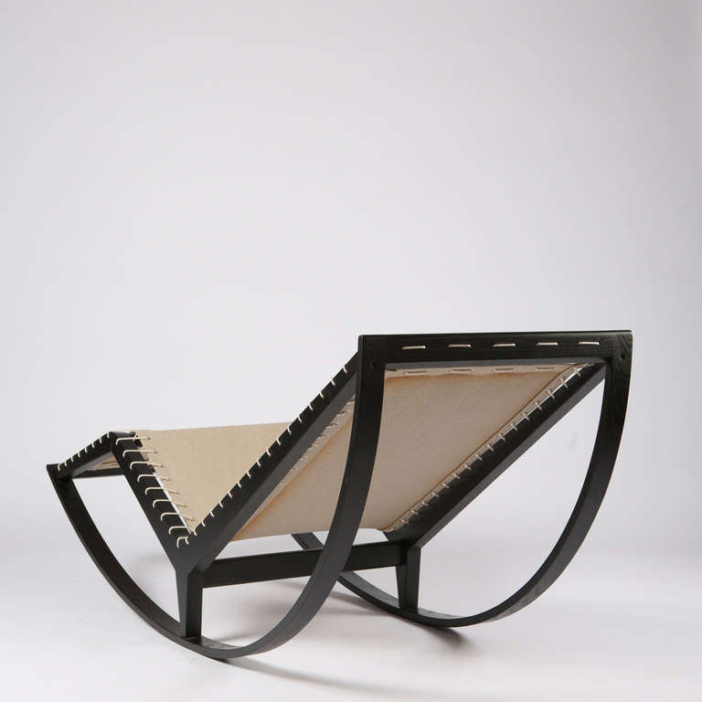 Rocking chaise longue by franco albini for sale at 1stdibs for Chaise x rocker