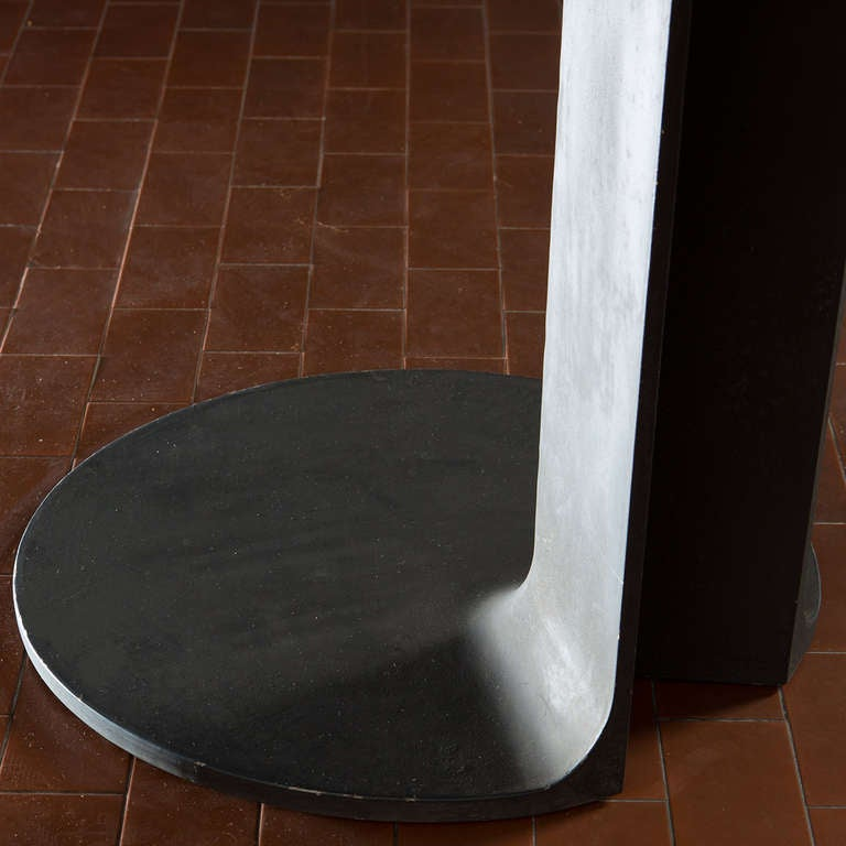 Late 20th Century Rare Table Model TL 59 by Afra and Tobia Scarpa for Poggi For Sale
