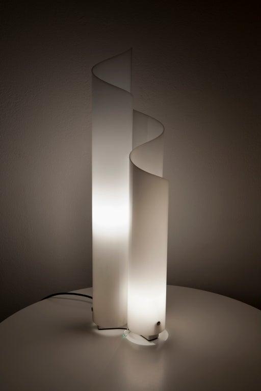 Mezzachimera Table Lamp By Vico Magistretti For Artemide