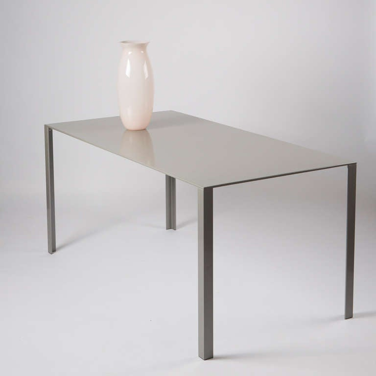 less table by jean nouvel for molteni for sale at 1stdibs