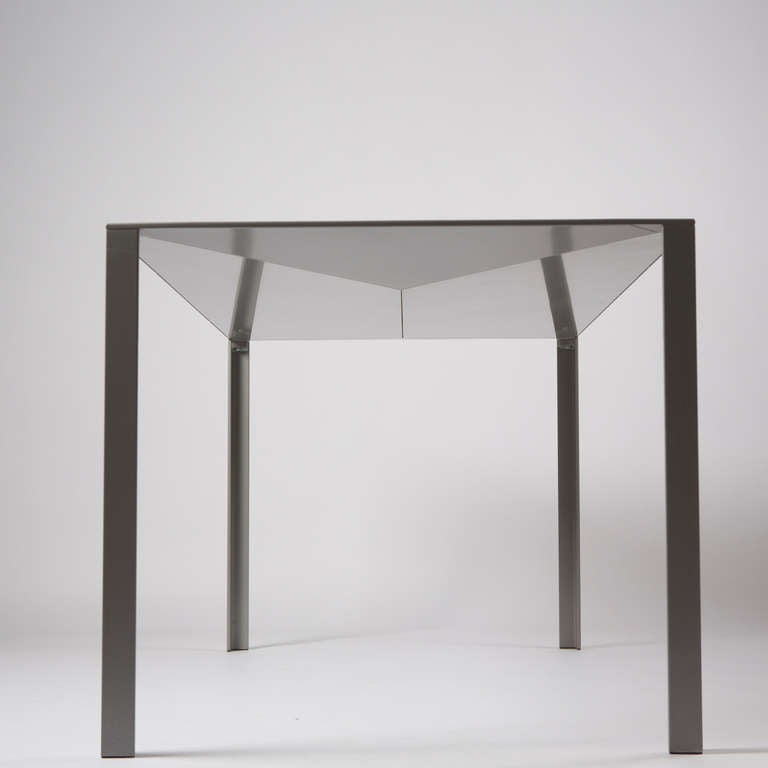 """Designer Furniture For Less: """"Less"""" Table By Jean Nouvel For Molteni For Sale At 1stdibs"""
