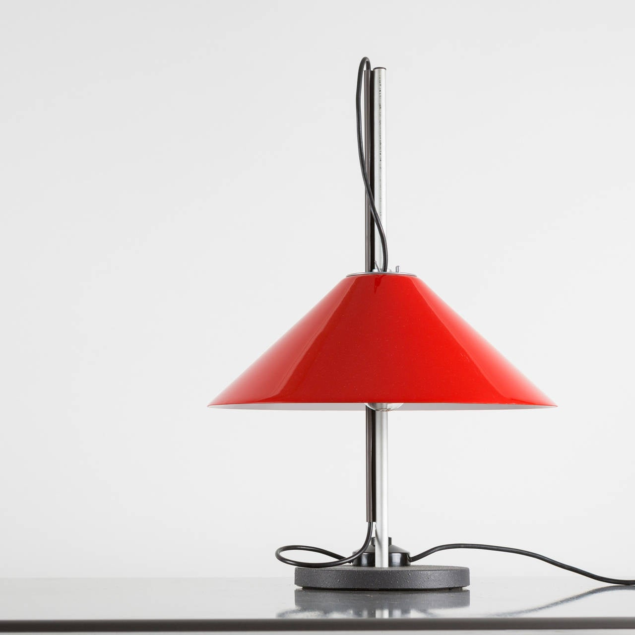 """Aggregato"" Table Lamp by Enzo Mari for Artemide For Sale at 1stdibs"