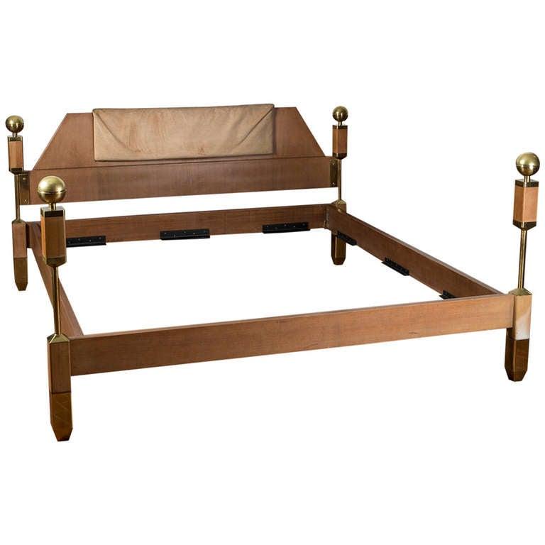 Italian Sixties Kingsize Bed