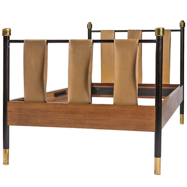 Italian Fifties Single Bed