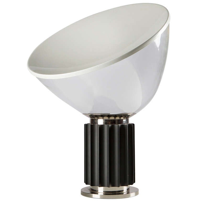Taccia Table Lamp By Castiglioni For Flos At 1stdibs