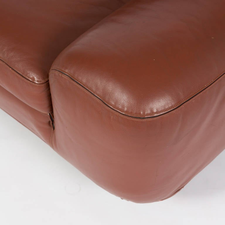 """Altopiano"" Lounge Chair by Franco Poli for Bernini For Sale 1"