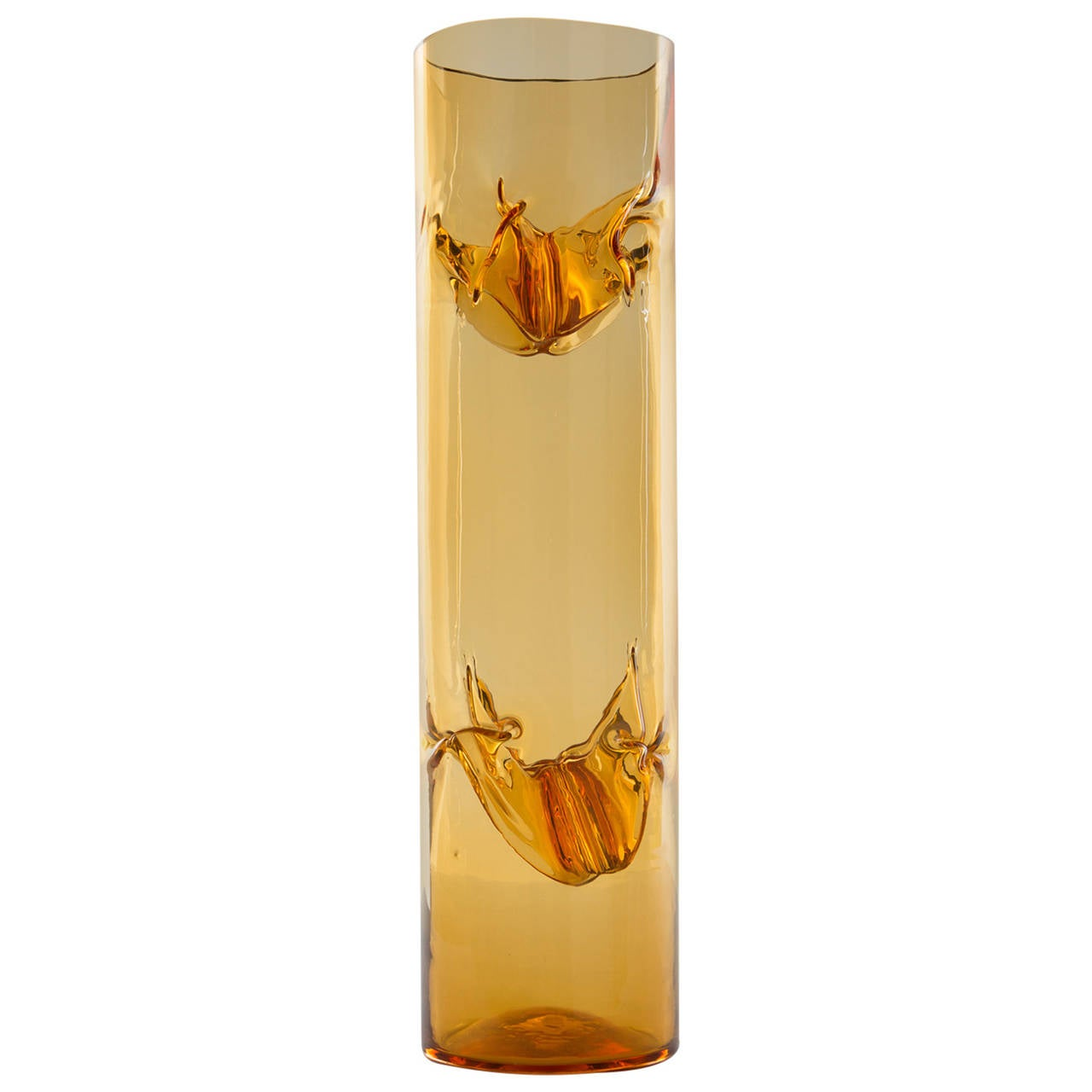 "Murano Glass ""Membrane"" Vase by Toni Zuccheri for VeArt"