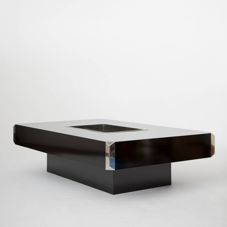 Coffee Table By Willy Rizzo For Sabot For Sale At 1stdibs