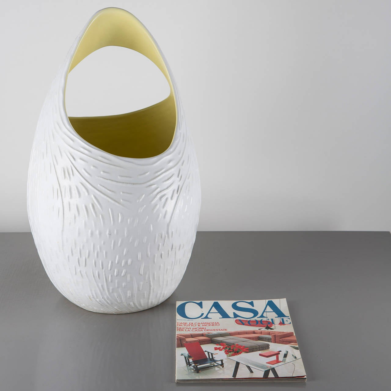 Umbrella Stand Model C300 by Antonia Campi for S.C.I. Laveno 10