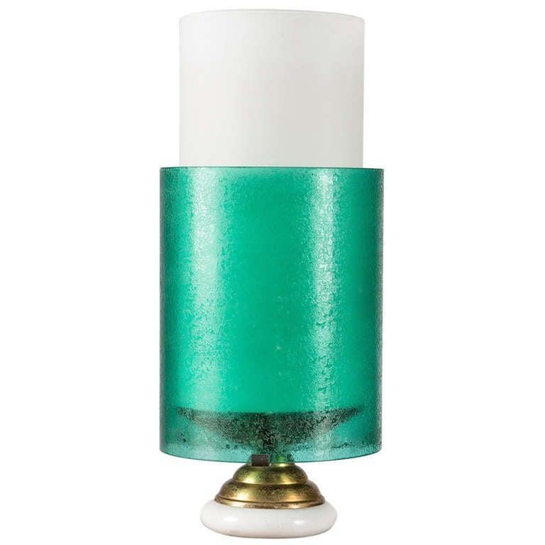 Rare Italian Table Lamp