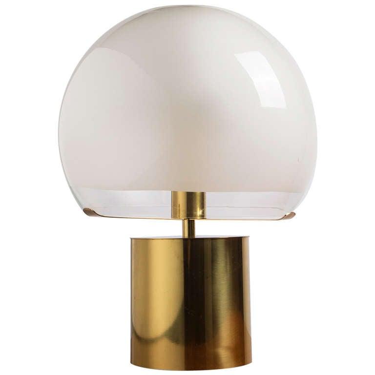 Porcino Big Table Lamp By Caccia Dominioni For Azucena