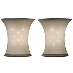 "Pair of ""Lucilla"" Table Lamps By Gianfranco Frattini"