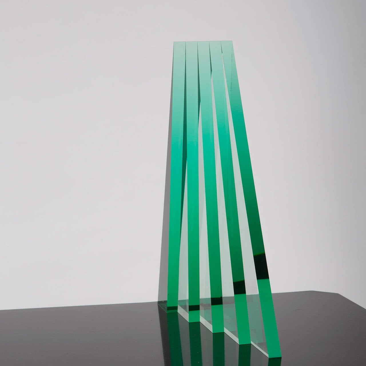 Impressive Plexiglas Sculpture by Luca Bonato for Fusina