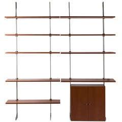 """""""Lib2"""" Bookcase by Ignazio Gardella"""