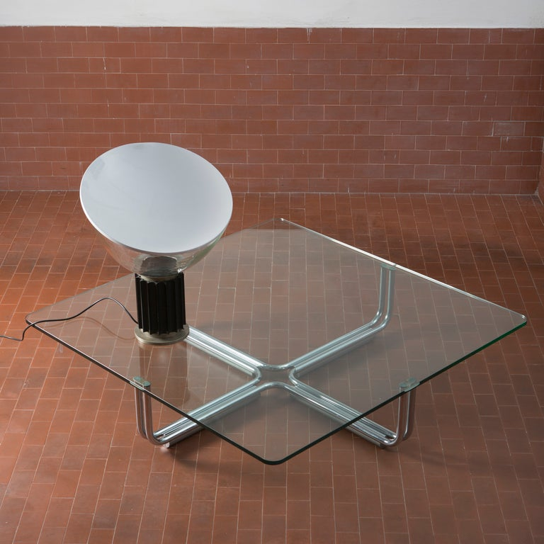 Coffee Table Mod 784 By Gianfranco Frattini For Cassina