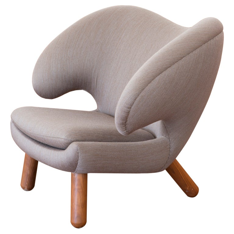 Pelikan Chair By Finn Juhl For Sale At 1stdibs