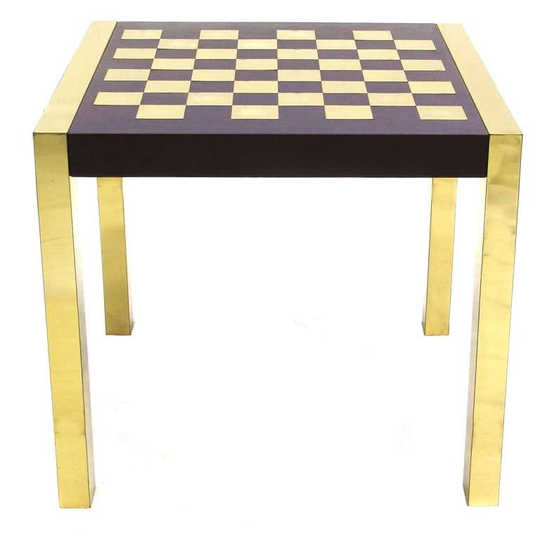 Modern Chess Table 28+ [ modern chess table ] | mid century modern witco sculpted