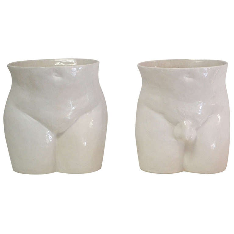 pair of blanc de chine vases at 1stdibs. Black Bedroom Furniture Sets. Home Design Ideas